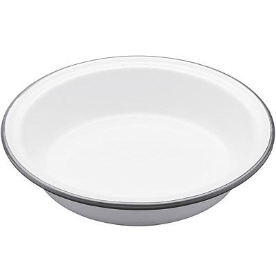 KitchenCraft 復古琺瑯深烤盤(圓18cm)