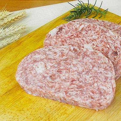 【好神】頂級和牛漢堡排120g 6片組