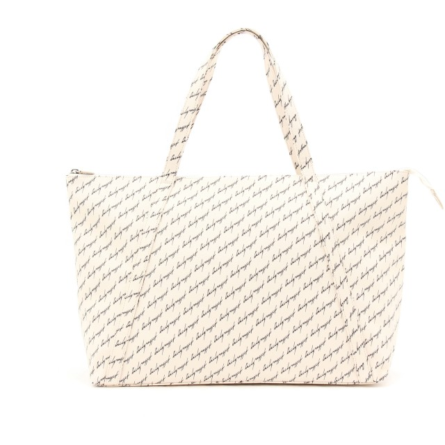 Daily russet デイリーラシット TOTE BAG