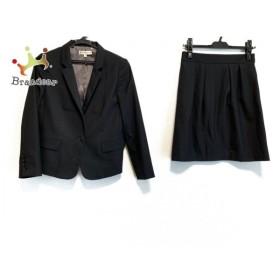ポール&ジョーシスター Paul&Joe SISTER スカートスーツ サイズ36 S レディース 黒   スペシャル特価 20190914