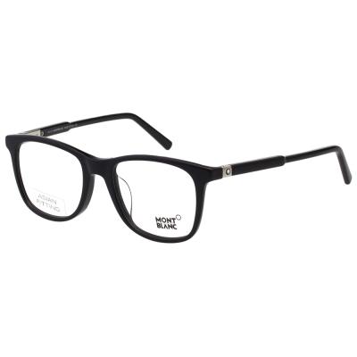 萬寶龍MONTBLANC 光學眼鏡 (黑色) MB637F