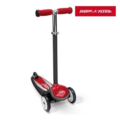 RadioFlyer 小酋長三輪滑板車(紅)#502A型