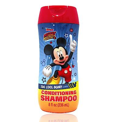 美國熱銷卡通 Disney Mickey 雙效洗髮精(236ml/8oz)