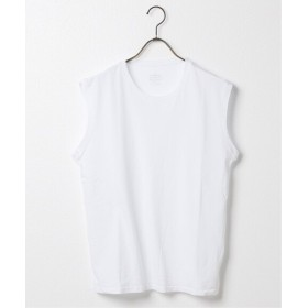 SAVE KHAKI UNITED SKU ORGANIC COTTON SLEEVELESS LAYERING TEE