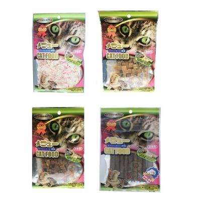 armonto阿曼特 貓專用零食系列 (四包組)