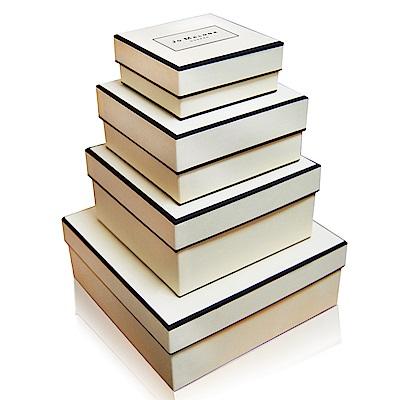 JO MALONE 原廠進口硬質香水禮盒/包裝紙盒/怦然心動魔法整理盒(四件組)