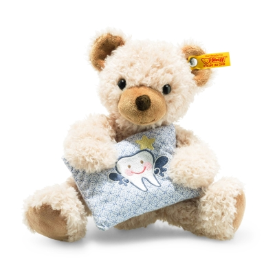 STEIFF德國金耳釦泰迪熊 - Leo Teddy Bear(動物王國)