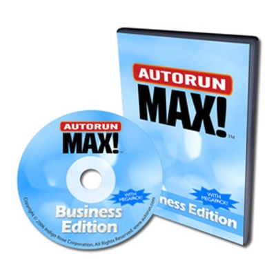 Autorun MAX!Business Edition-單機授權(含Mega Pack)