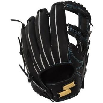 【セール】 【送料無料】 エスエスケイ 野球 ソフトボールグローブ一般 ソフトボール用スーパーソフト L SSS9050 L Nブラック