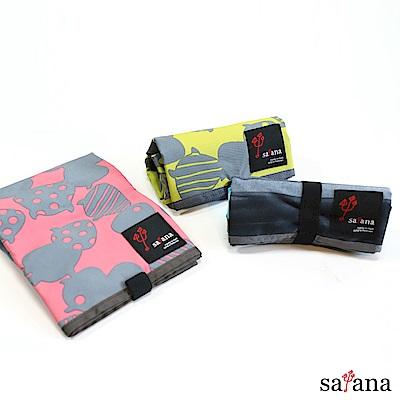 satana - Soldier - 防潑水野餐墊 - 檸檬香茅