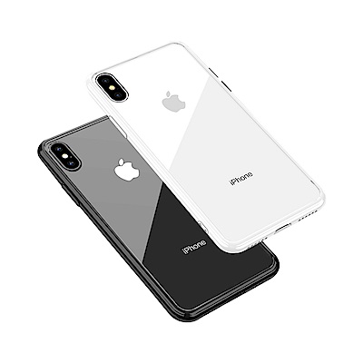 LUCCIDA iPhone Xs 零系9H抗刮殼