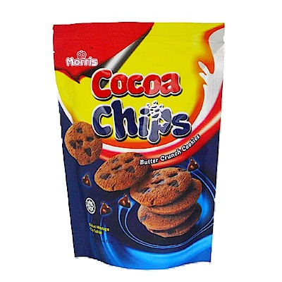 cocoa chips 可可曲奇餅(120g)