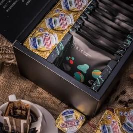 【啡,天然】防彈咖啡禮盒組15/25入兩款(每盒贈送IKEA電動攪拌棒1支)