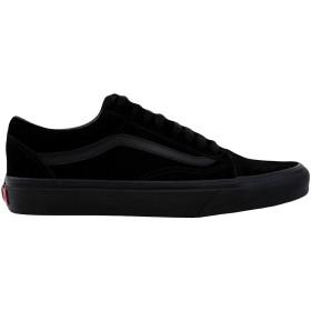 《期間限定 セール開催中》VANS メンズ スニーカー&テニスシューズ(ローカット) ブラック 7 革 UA Old Skool (Suede) black/b