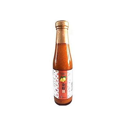 苗栗公館鄉農會 金桔醬(250g)