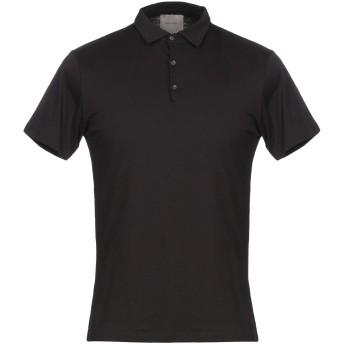 《セール開催中》MOHAIR メンズ ポロシャツ ブラック 48 コットン 100%