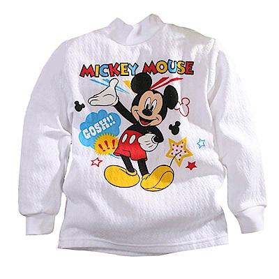 迪士尼米奇三層棉立領保暖內衣 k60754 魔法Baby