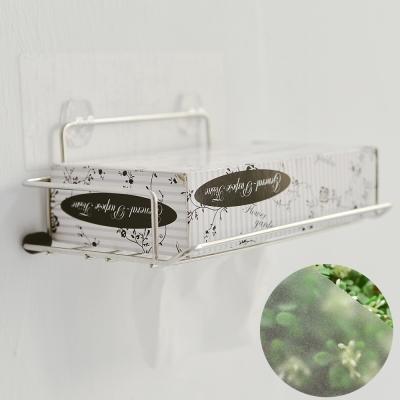完美主義 美學霧面無痕貼系列-不鏽鋼面紙盒架