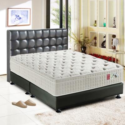 睡尚寶 三線coolfoam恆溫蜂巢獨立筒床墊-雙人5尺