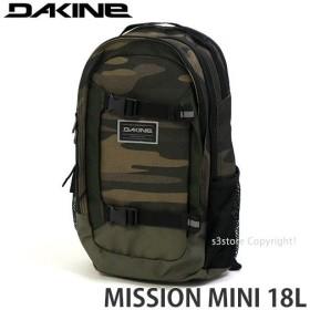 ダカイン ミッション ミニ DAKINE MISSION MINI 18L バック バックパック リュック リュックサック スケートボード BAG カラー:FCM