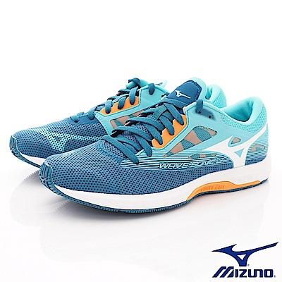 Mizuno美津濃-SONIC 2馬拉松鞋-ON93501藍(女段)