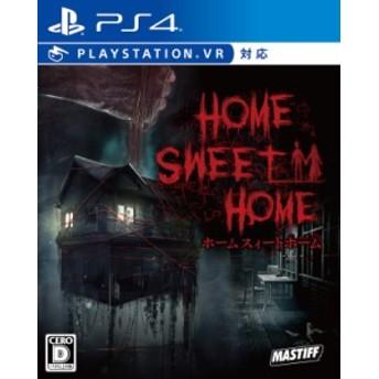PS4 HOME SWEET HOME プレイステーション4 ゲームソフト 新品