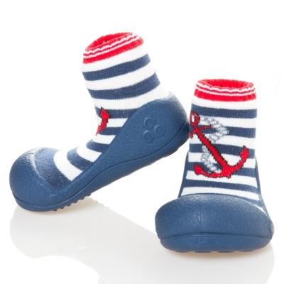 Attipas 快樂學步鞋 AM01 水手深藍