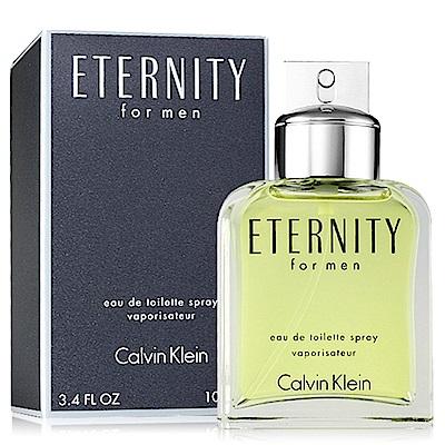 Calvin Klein 凱文克萊 永恆男性淡香水100ml