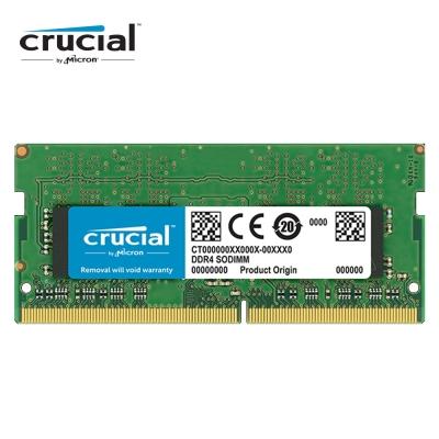 Micron Crucial NB-DDR4 2666 8G 筆記型記憶體