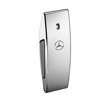Mercedes Benz 賓士 銀色風潮男性淡香水100ml TESTER