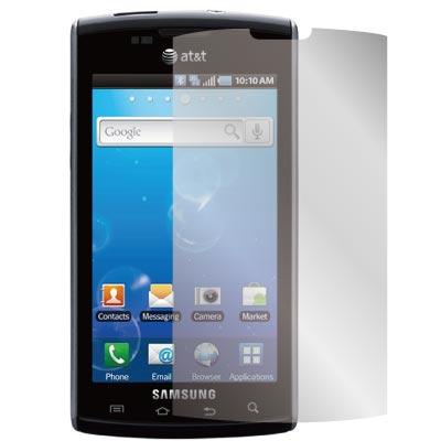 ZIYA SAMSUNG Captivate i897 抗刮螢幕保護貼 (HC) - 2入