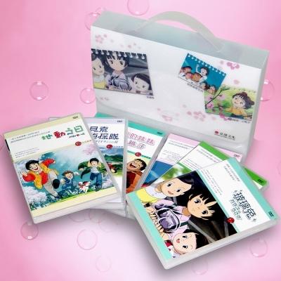 日本動畫6入DVD感動分享包