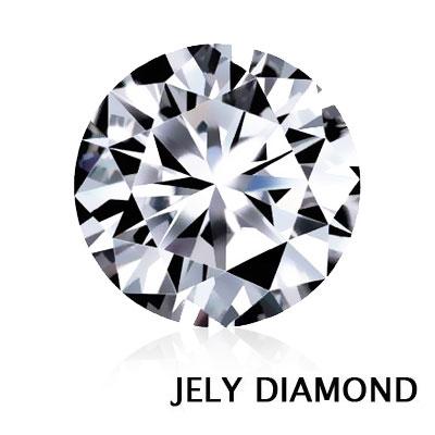JELY DIAMOND GIA 3EX 0.32ct F / VS2 天然美鑽