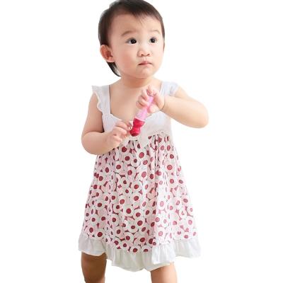 魔法Baby 女寶寶連身裙洋裝 k34974