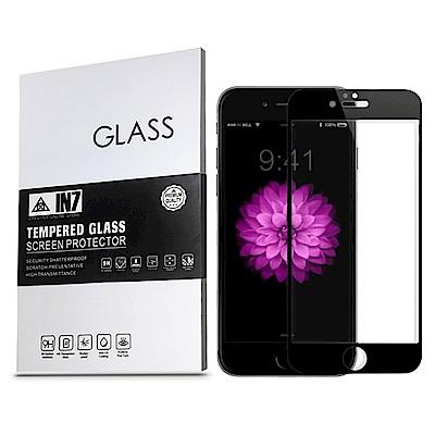 IN7 APPLE iPhone 6/6s Plus 高透光2.5D滿版鋼化玻璃貼