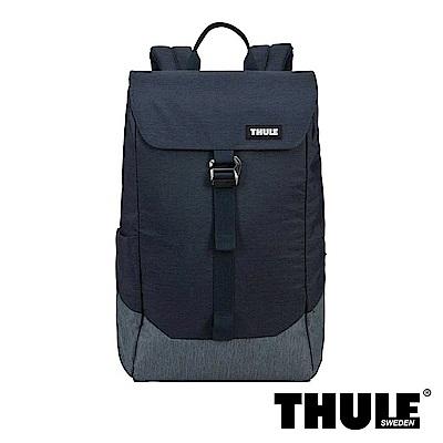 Thule Lithos 16L 15 吋電腦後背包 - 灰藍