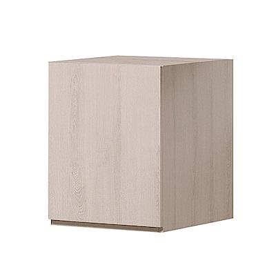 文創集 艾咪時尚1.3尺置物櫃/收納櫃-40x59x55cm免組