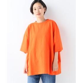 【30%OFF】 ジャーナルスタンダード 2XL ポケット無し製品染めカラー◆:Tシャツ レディース オレンジ フリー 【JOURNAL STANDARD】 【セール開催中】