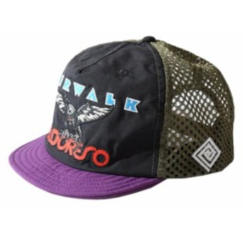 エルドレッソ:Pteranodon Cap【ELDORESO スポーツ 帽子 キャップ】