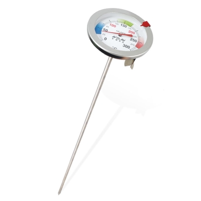 Dr.AV 超大表徑特長型多用途不鏽鋼溫度計(GE-745D)