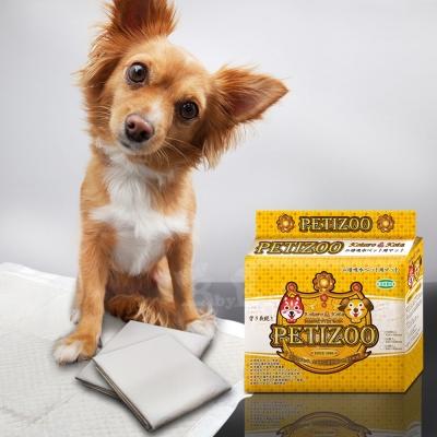 日本Petizoo 寵物加厚香薰尿墊1包(33x45cm-100片/包)