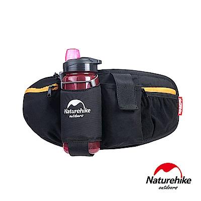 Naturehike 5L超輕透氣貼身水壺腰包 黑色