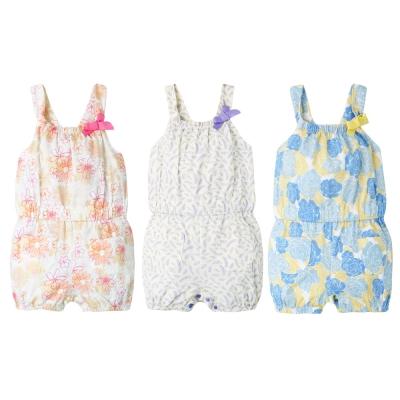 baby童衣 滿版印花俏皮吊帶連身衣 61135