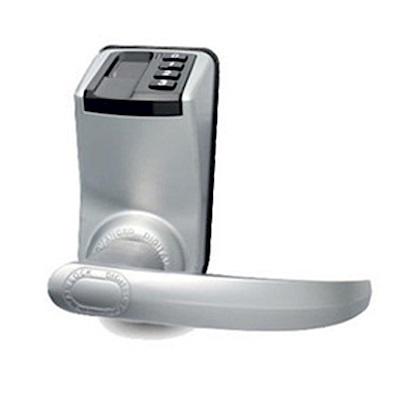 愛迪爾 3398指紋鎖 門鎖指紋密碼鎖(亞銘)