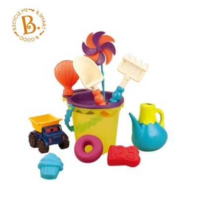 B.Toys 光腳丫沙灘包(海軍藍)