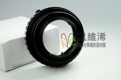 KVC凱維浠≈ NIKON G-M4/3接環 NIKON G M43 M4/3 Micro轉接環  非斑馬紋款
