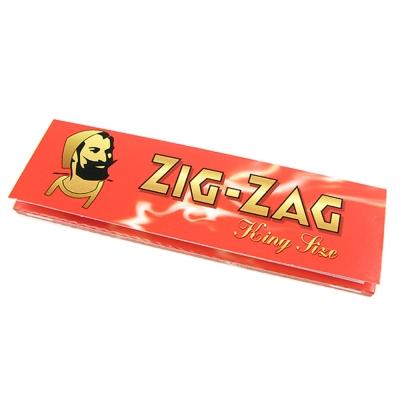 ZIG-ZAG 法國進口長捲煙紙-King Size 加長尺寸*5包