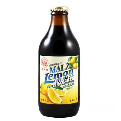 崇德發 檸檬黑麥汁(330mlx24瓶)