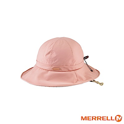 MERRELL 吸濕排汗防水休閒帽-粉(5318HO151)
