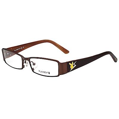 PLAYBOY 光學眼鏡 古銅色 PB82032